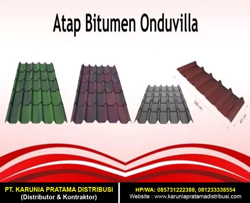 Atap Bitumen Onduvilla