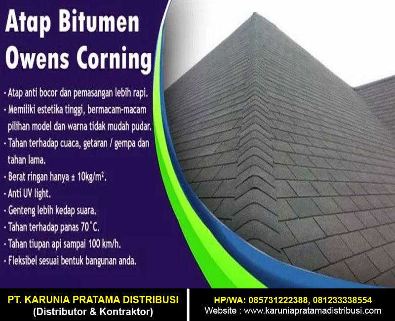 Atap Bitumen Owen Corning