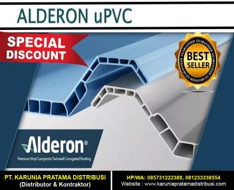 DISTRIBUTOR ALDERON SURABAYA, HP. 085731222388
