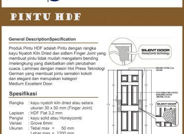 pintu hdf